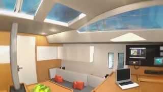 Allures 39.9 - Lifting Keel Aluminium Cruising Yacht