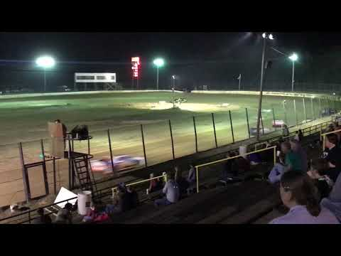 Jackson Motor Speedway 9/9/17 NESMITH Street Stock Heat Race