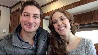A Special Announcement from Daniel Lissing & Erin Krakow
