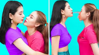 Funny Awkward Situations In School | Types Of Students In Class | Funny College Pranks By T-FUN