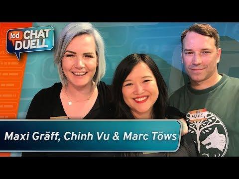 Chat Duell #62 | Maxi Gräff, Chinh Vu & Marc Töws gegen Team Bohnen
