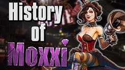 The History of Mad Moxxi - Borderlands