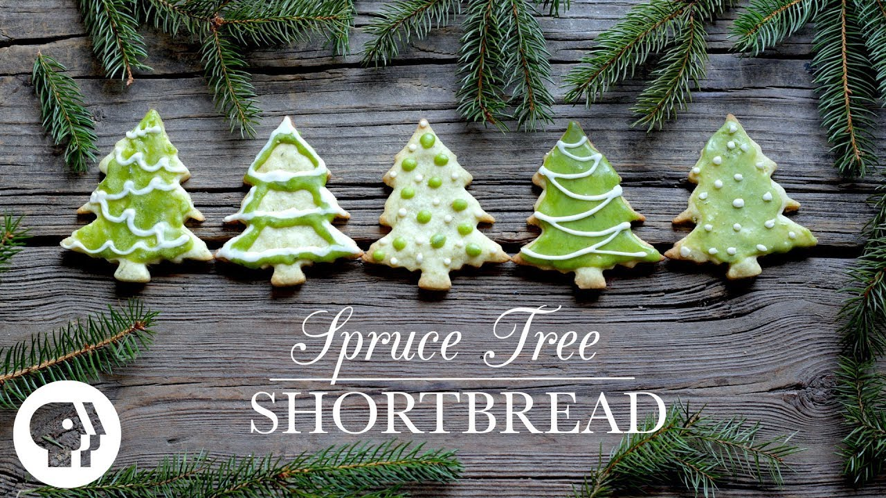 Spruce Tree Shortbread Kitchen Vignettes Pbs Food