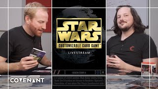Revisiting the Star Wars CCG, Death Star vs Trench Run