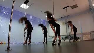 SEven rings наш пол-экзот танец