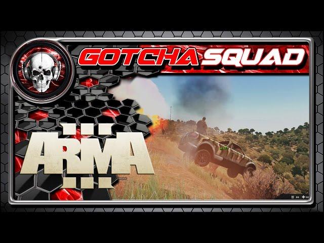 ARMA 3 - Wasteland - Os Mais Mortíferos