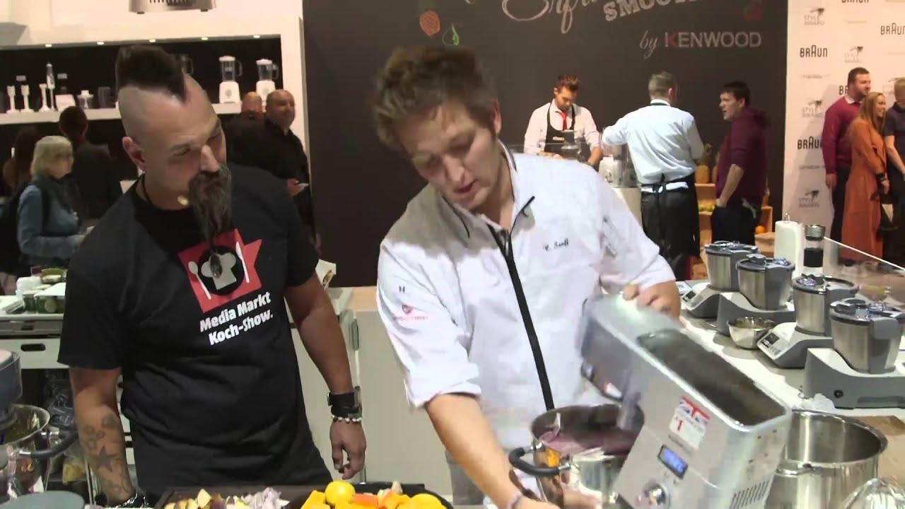 IFA 2015 Live Kochshow mit Ralf und Christian - YouTube | {Kochshow 60}