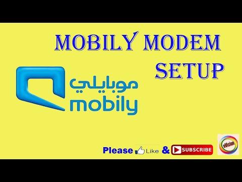 Mobily Broadband Modem Setup |Malayalam|