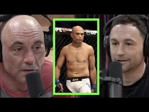 Frankie Edgar on The Current State of BJ Penn | Joe Rogan