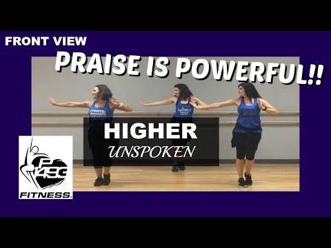 HIGHER || UNSPOKEN || P1493 FITNESS® || CHRISTIAN FITNESS