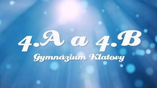 Maturitní ples 4.A a 4.B Gymnázium Klatovy - klip