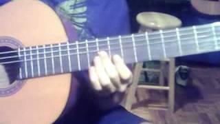 Licor Bendito - Julio Jaramillo como tocar punteo