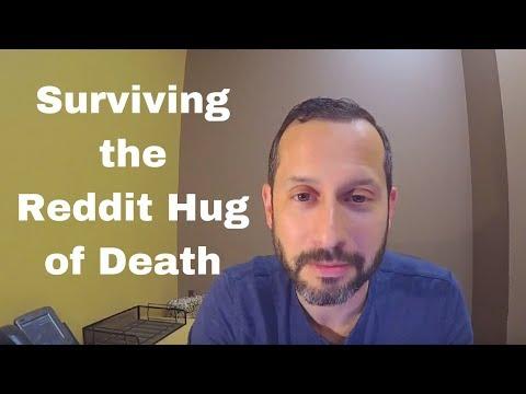 Surviving the Reddit Hug of Death