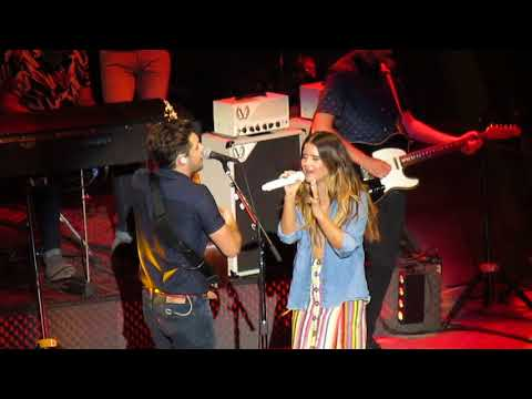 Seeing Blind by Niall Horan & Maren Morris at Red Rocks 8/20/18