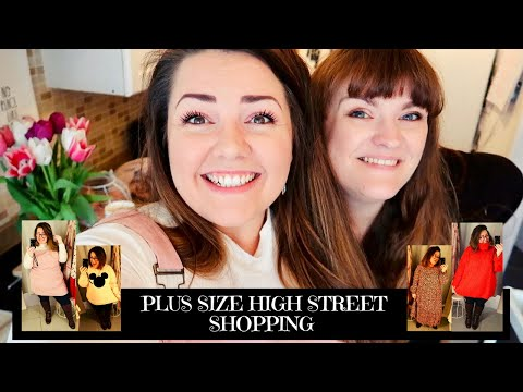 High Street Plus Size Fashion | The Weekend Vlogs