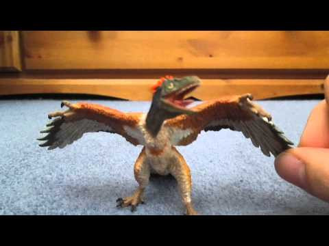 Review 24: Papo Archaeopteryx