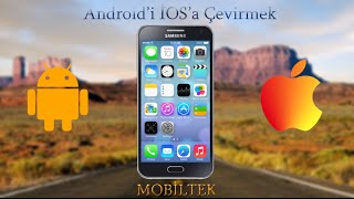 Android'i İOS'a Çevirmek 2015 (How To Get IOS 9 On Android)