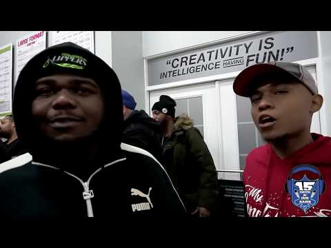T-TOP AND JC REVISIT THEIR BATTLE FROM TRAFFIC 3