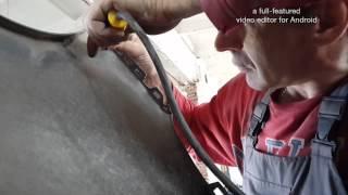 быстрый ремонт кронштейна бампера
