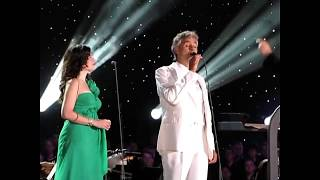 Gambar cover Andrea Bocelli and Ana Maria Martinez -  Time to say goodbye HQ