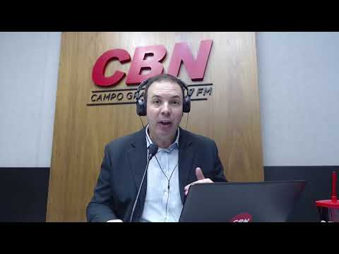 CBN Campo Grande (15/05/2020): com Ginez Cesar