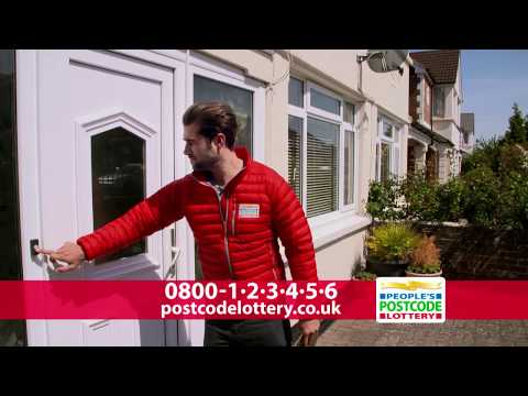 #PPLAdvert - Knocking At Your Door - December Play - People's Postcode Lottery