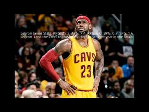 Top 5 Players In The 2014-15 NBA Season And STATS!!!!!!!!! ( With Music)