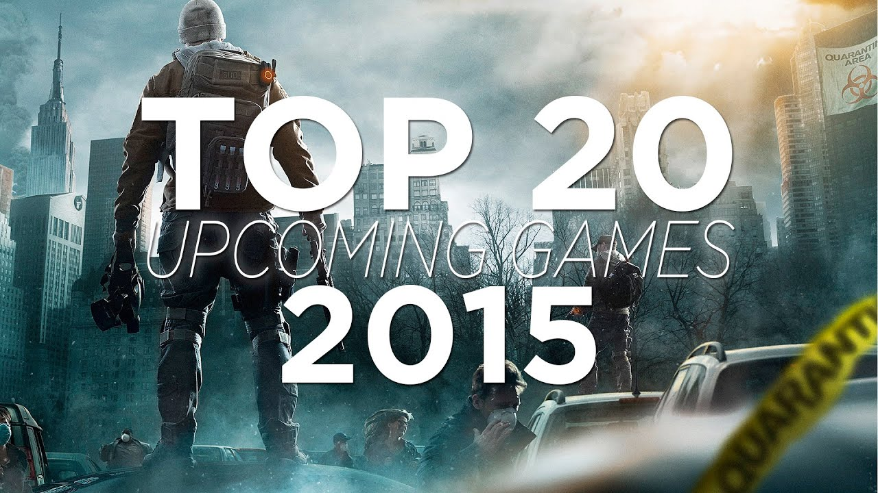 Xbox 360 Video Games New Releases TOP 20 UPCOMING GAMES ...