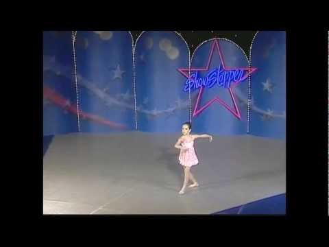 Aubrey Miller - Turn Combinations, age 8