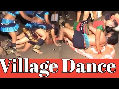 Village Dance .Karakattam