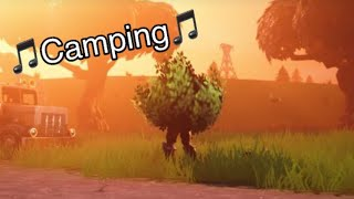 Camping - Fortnite Sang (Official Music Video)