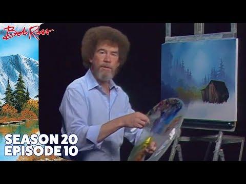 Bob Ross - Days Gone By (Season 20 Episode 10)