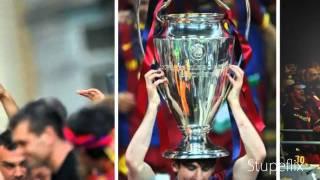 FC Barcelona campeones campeones ole ole ole !!