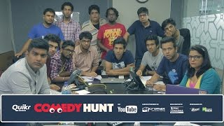 Promo: Comedy Hunt on YouTube