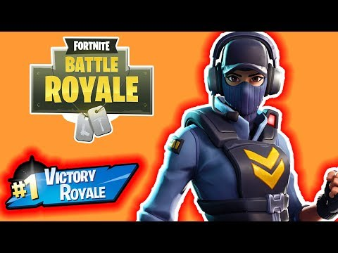 Fortnite - Waypoint Skin Funny Moments & Victory Royale Hunt!