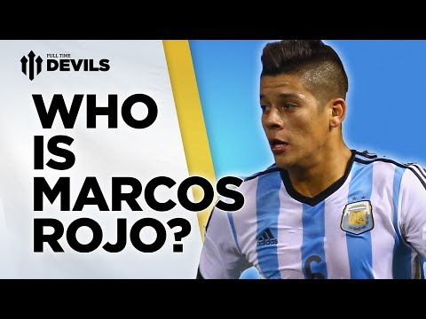 Who Is Marcos Rojo? | Manchester United Transfer News