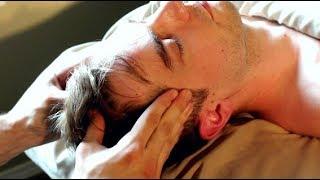 Pro Head Massage Techniques