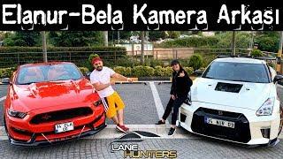 Elanur - Bela Klip Kamera Arkası