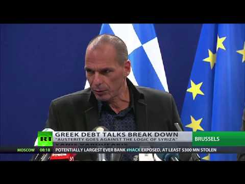 EU gives Greece 1-week ultimatum to request bailout extension or...what?