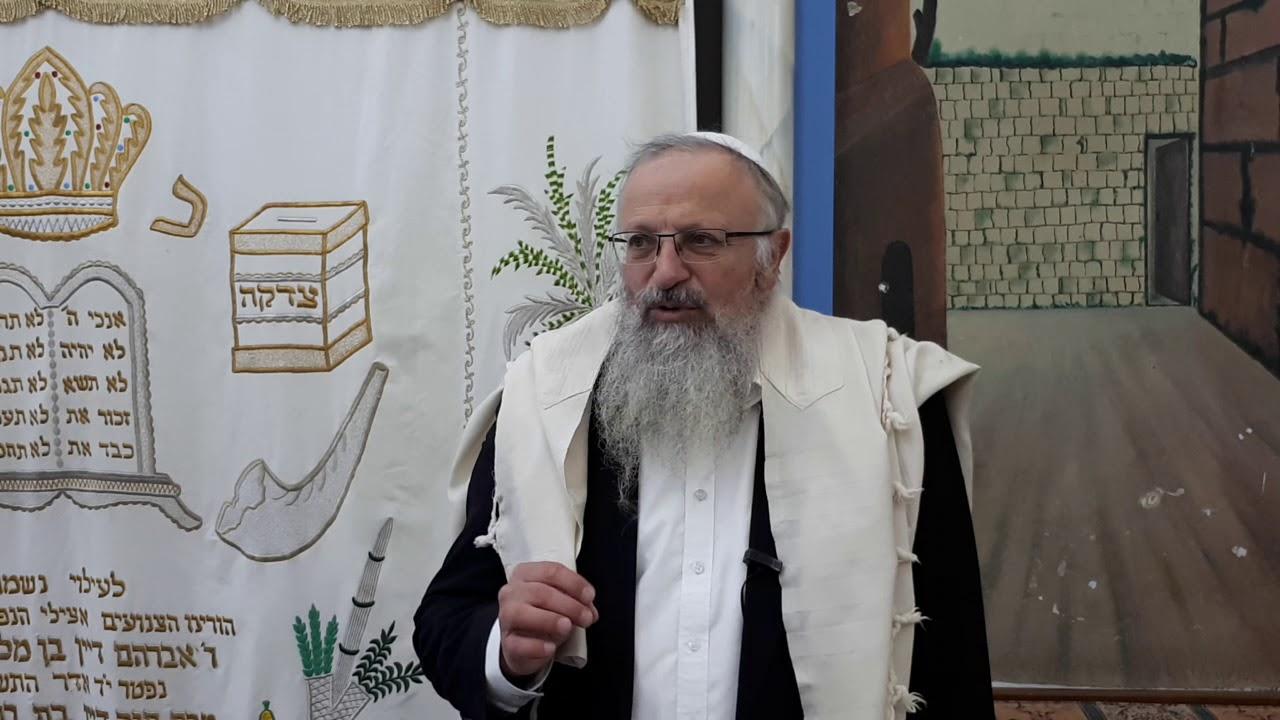 """""""אין השכינה שורה אלא על המשפחות המיוחסות שבישראל"""""""