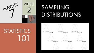 Statistics 101: Sampling Distributions