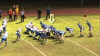 CORY WOOD 2011 MVP SEASON FOOTBALL HIGHLIGHTS