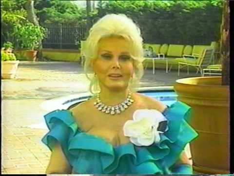 ZSA ZSA GABOR on the Clive James show