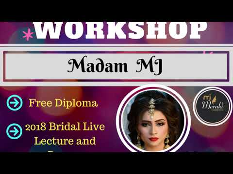 One Day Live Workshop in Rawalpindi by MJ
