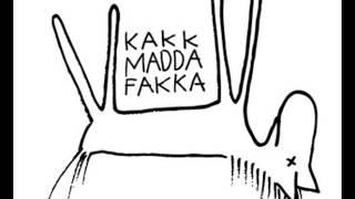 Never friends - kakkmaddafakka