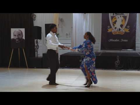 ISDC 2017 - John & Sharon - Just Dance, Houston Two Step Strictly