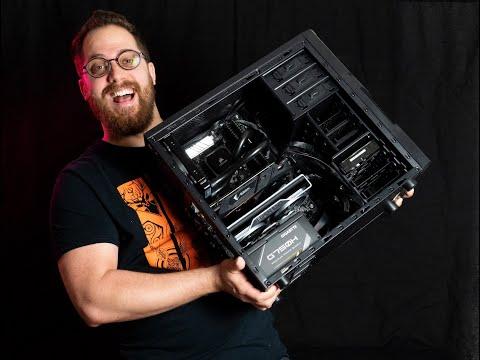 Hackintosh Build Complete  2019 | I Returned My Latest IMac I9 9900k