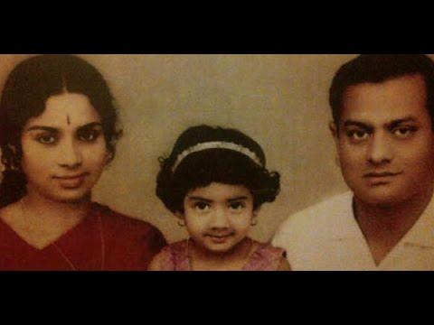 Sridevi in childhood
