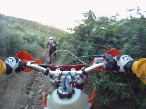 Donn Anderson:  Riding Adventures with Rob @ Carnegie p1