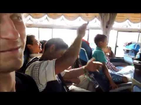 Yangon, Myanmar, Part 1 - Episode 40 -The Adventures of Justin and Kristen